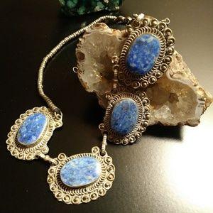 Jewelry - Beautiful Afghanistan Lapis Lazuli Necklace #2